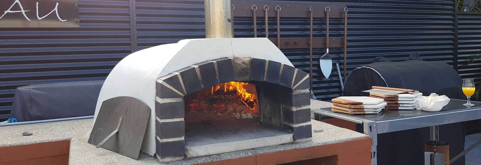 Sienna 1000 wood fired oven
